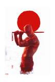 Daredevil: End of Days 8 Cover: Daredevil Poster von Alex Maleev
