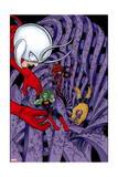 Ff 13 Cover: Ant-Man, Medusa, She-Hulk, Miss Thing Prints by Michael Allred