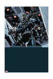 Secret Avengers 12 Cover: Nick Fury, Black Widow, Hawkeye Prints by Butch Guice