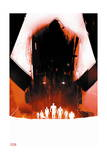 New Avengers 4 Cover: Galactus Prints by  Jock