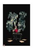 Thuderbolts 12 Cover: Punisher, Venom, Elektra, Deadpool, Red Hulk Prints by Julian Totino Tedesco