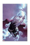 Thor: God of Thunder 11 Cover: Thor Affiches par Esad Ribic