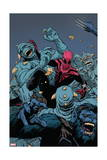 Superior Spider-Man Team Up 3 Cover: Spider-Man Art by Paolo Rivera