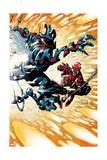 Superior Spider-Man 19 Cover: Spider-Man, Spider-Man 2099 Posters by Ryan Stegman