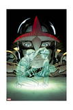 Nova 5 Cover: Nova, Alexander, Sam, Alexander, Jesse Posters by Ed McGuiness