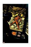 Daredevil 34 Cover: Daredevil Poster by Chris Samnee