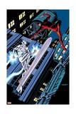 Daredevil 30 Cover: Daredevil, Silver Surfer ポスター : クリス・サムニー