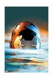 Iron Man 258.2 Cover: Iron Man Prints by Dave Ross