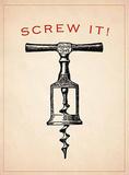 Screw It - Metal Tabela