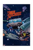 Young Avengers 7 Cover: Miss America, Marvel Boy Posters by Jamie McKelvie