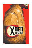 X-Men Legacy 12 Cover: X-Men (General) Posters by Mike Del Mundo