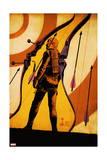 Hawkeye 12 Cover: Hawkeye Prints by Francesco Francavilla
