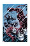 Scarlet Spider 21 Cover: Scarlet Spider, Reilly, Ben Posters by Ryan Stegman