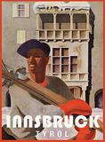 Innsbruck Cartel de chapa