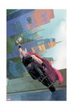Thor: God of Thunder 12 Cover: Thor Poster by Esad Ribic