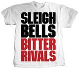 Sleigh Bells - Bitter Rivals T-shirts