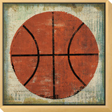 Ball II Framed Print Mount by Mo Mullan