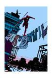 Daredevil 26 Cover: Daredevil Kunstdrucke von Chris Samnee