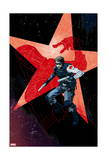 Winter Soldier 17 Cover: Winter Soldier Posters by Declan Shalvey