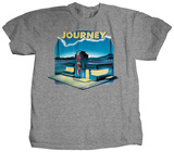Journey - Raised On Radio T-shirts