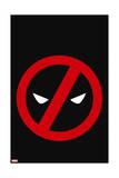Deadpool Kills Deadpool 4 Cover: Marvel Universe (General) Prints by Mike Del Mundo