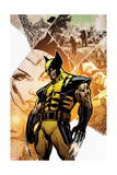 Savage Wolverine 12 Cover: Wolverine Posters by Phil Jimenez