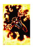 Uncanny Avengers 8 Cover: Sunfire Prints by John Cassaday