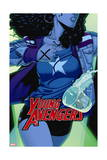 Young Avengers 3 Cover: Ms. America Posters by Jamie McKelvie