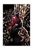 Scarlet Spider 20 Cover: Scarlet Spider, Spider-Man Poster by Ryan Stegman