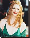 Julianne Moore Stretched Canvas Print