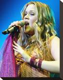 Joss Stone Stretched Canvas Print