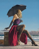 On Crescent Beach Prints by Paul Kelley