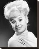 Barbara Windsor Stretched Canvas Print