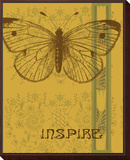 Inspire Framed Print Mount by Ricki Mountain