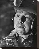 Slim Pickens Stretched Canvas Print