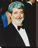 George Lucas Stretched Canvas Print