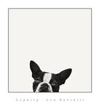 Loyalität, Englisch Kunstdrucke von Jon Bertelli