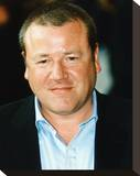 Ray Winstone Stretched Canvas Print