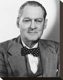 Lionel Barrymore Stretched Canvas Print