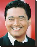 Chow Yun-Fat Stretched Canvas Print