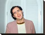 Andy Kaufman Stretched Canvas Print