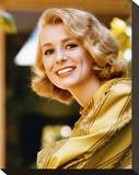 Inger Stevens Stretched Canvas Print