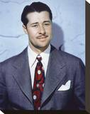 Don Ameche Stretched Canvas Print