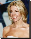Natasha Richardson Stretched Canvas Print
