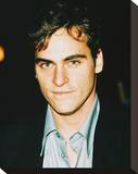 Joaquin Phoenix Stretched Canvas Print