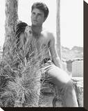 Ricky Nelson Stretched Canvas Print
