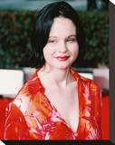 Thora Birch Stretched Canvas Print