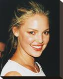 Katherine Heigl Stretched Canvas Print