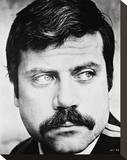 Oliver Reed Stretched Canvas Print