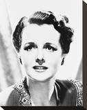 Mary Astor Stretched Canvas Print